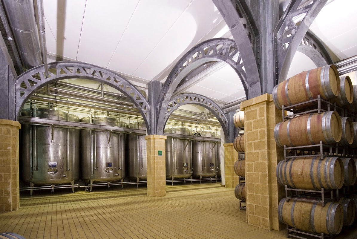 Stemmari and Feudo Arancio winery in Sicily