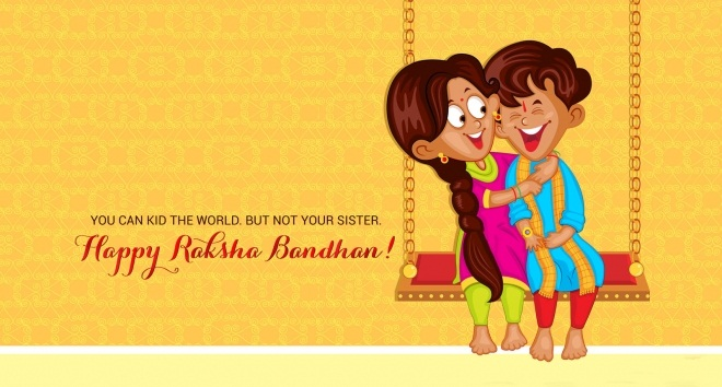 Happy Raksha Bandhan 2017 Images for Sister