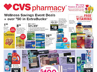 CVS Weekly Ad April 21 - 27, 2019 and Preview for 4/28/19