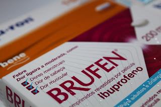 Posso usar o brufen® e benuron® em simultâneo?