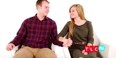 Joseph Duggar and Kendra Caldwell Duggar are expecting