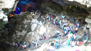 Borra Caves Araku Andhra Pradesh