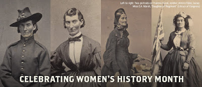 Women's History Month Spotlight