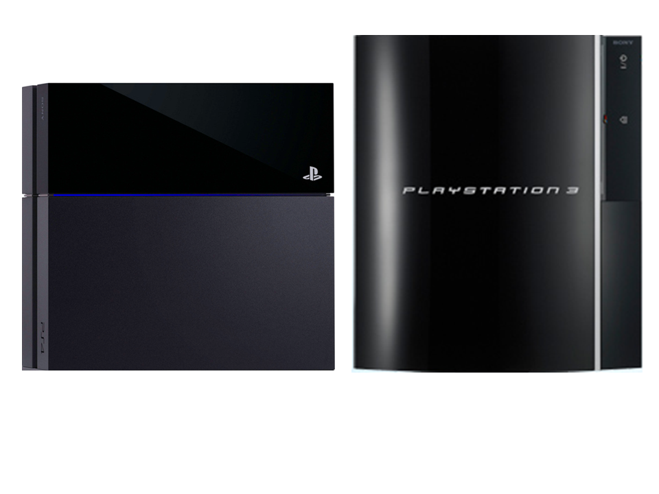 Thatgeekdad Ps4 Will Not Play Ps3 While The Xbox One Will