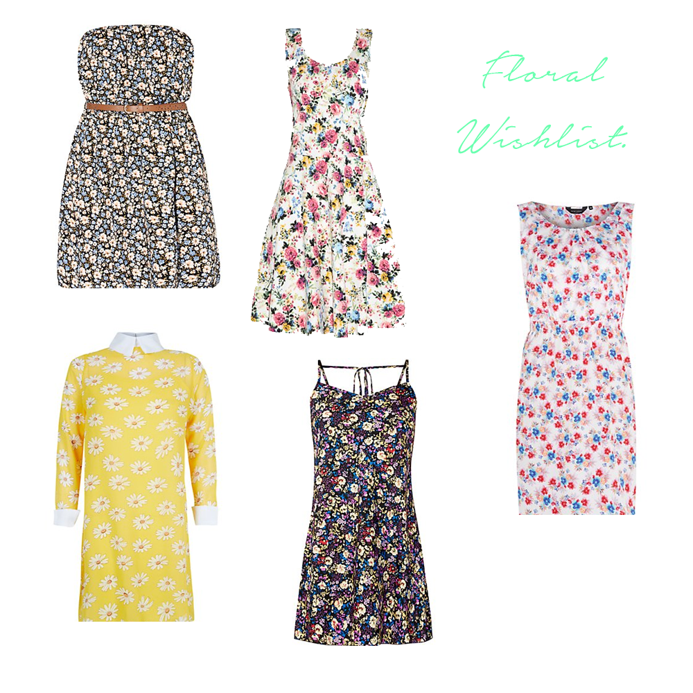 Who doesn't love Florals?*