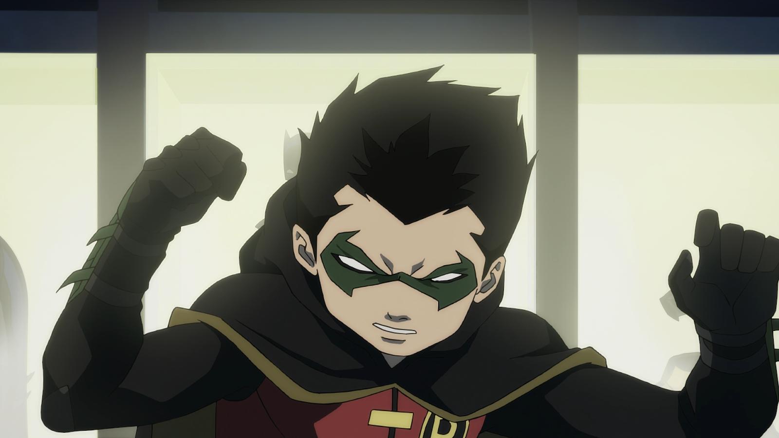 Batman vs Robin (2015) 1080p BD25 3