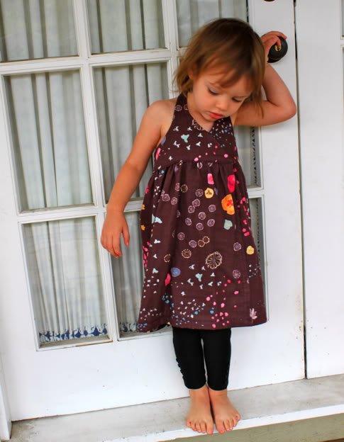 Stitched Boutique Little Girl Spring Wardrobe Tutorial