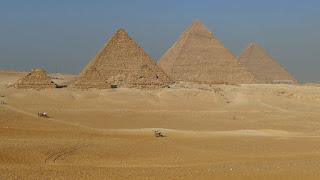 The great pyramid of Egypt: we reveal the mystery of the secret chamber