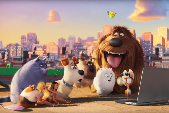 The Secret Life of Pets Movie, Film The Secret Life of Pets, Tanggal Rilis, The Secret Life of Pets Indonesia, Sinopsis dan Jadwal Tayang The Secret Life of Pets, Jadwal Bioskop