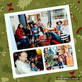 Sant Family Christmas 2018