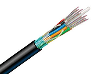 Instalaciones eléctricas residenciales - Cable de fibra óptica