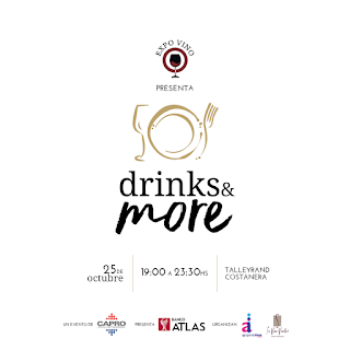 EXPO VINO PRESENTA: DRINKS & MORE