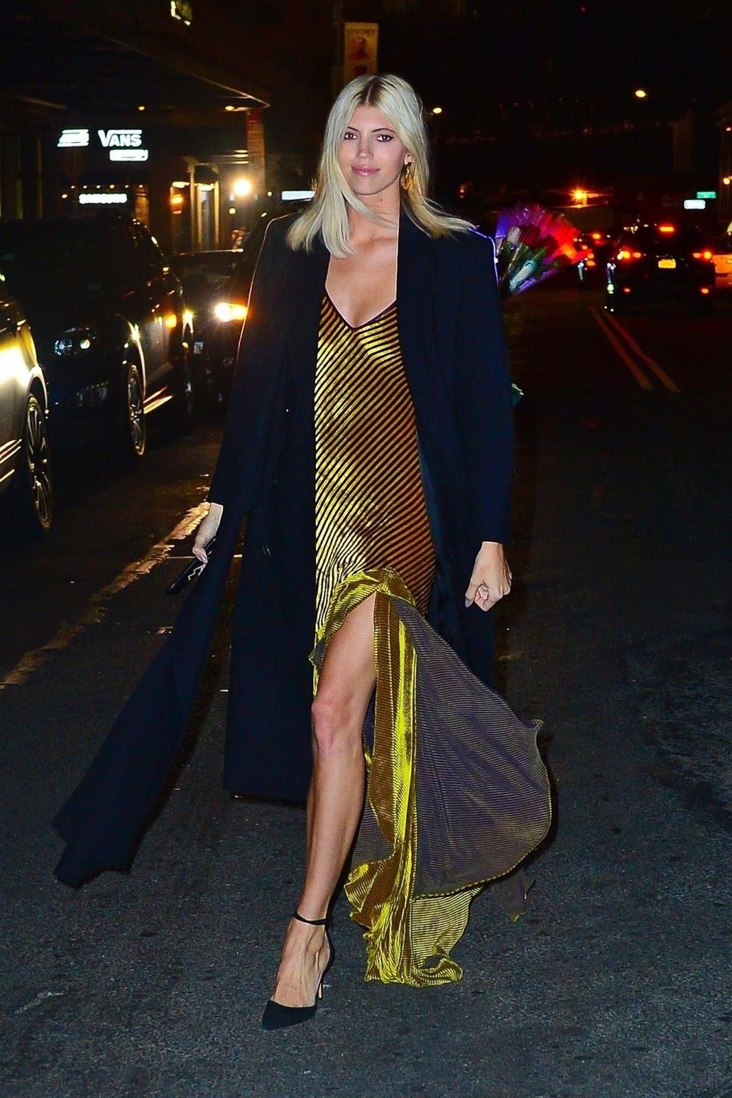 Devon Windsor - Diane Von Furstenberg throws fashion party during NYFW in NYC - 02/10/2019