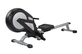 Sunny Health & Fitness SF-RW5623 Air Magnetic Rowing Machine, image, review features and specifications