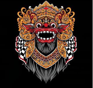 Simbol Barong Bali