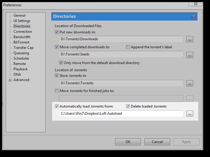 Dropbox + uTorrent FTW! | Greenleaf TechnologyGreenleaf Technology