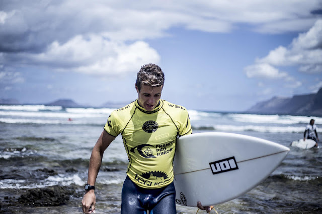 15 Andy Criere FRA Lanzarote Teguise 2015 Franito Pro Junior SL Gines Diaz