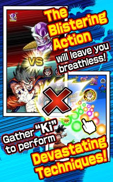 Dragon Ball Z Dokkan Batte Apk Terbaru 2016