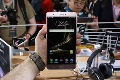 ASUS Zenfone 3 Ultra ZU680KL Harga dan Spesifikasi Sang Monster