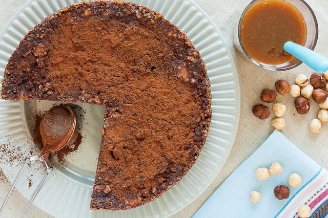 Kolač od hleba - Bread pudding cake