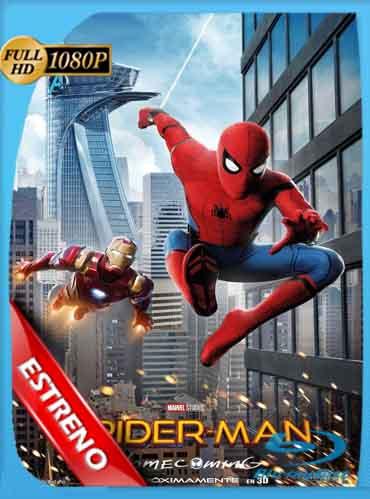 Spider-Man: De Regreso a Casa (2017)HD [1080p] Latino [Mega] SilvestreHD