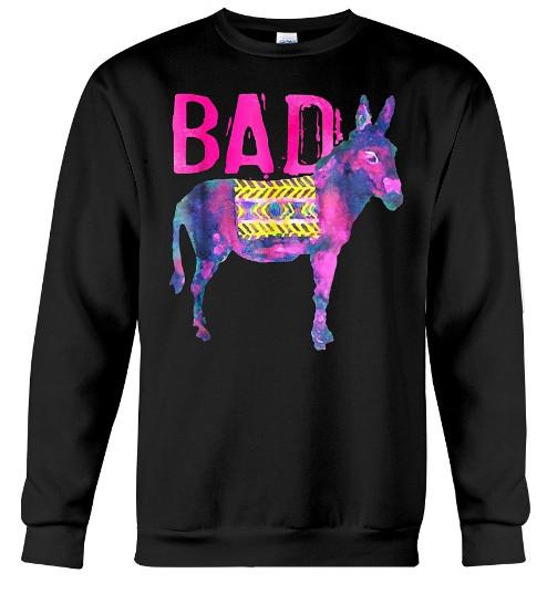 Bad Donkey Hoodie, Bad Donkey Sweatshirt, Bad Donkey T Shirt
