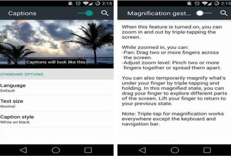 If you use Android phones then these 5 settings should