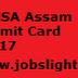 RMSA Assam Admit Card 2017 Get Graduate Teacher Hall Ticket @www.rmsaassam.in