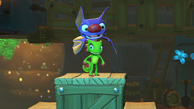 Yooka Laylee And The Impossible Lair Game Screenshot 9