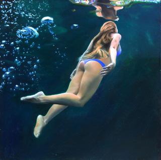 О подводных пловцах. Matt Story