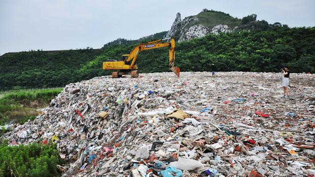China cierra las puertas a la basura de plástico y genera un problema para el mundo