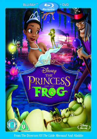 The Princess and the Frog 2009 Hindi Dual Audio 300mb Dvdscr Movie Download