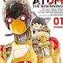 Atom: The Beginning de Panini Manga [Actualizado 13/02/19]