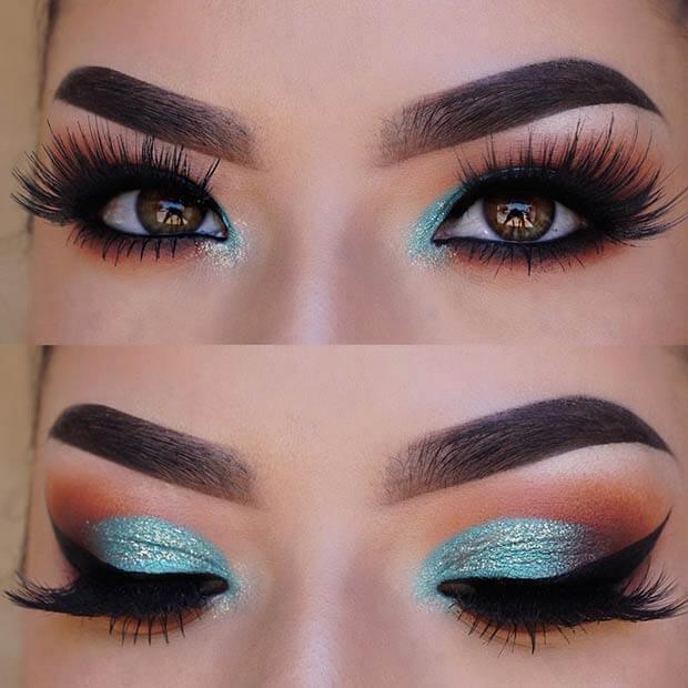 Fresh Gorgeous Summer Eyes Makeup For Beautiful Skin 2018 Fashionuki