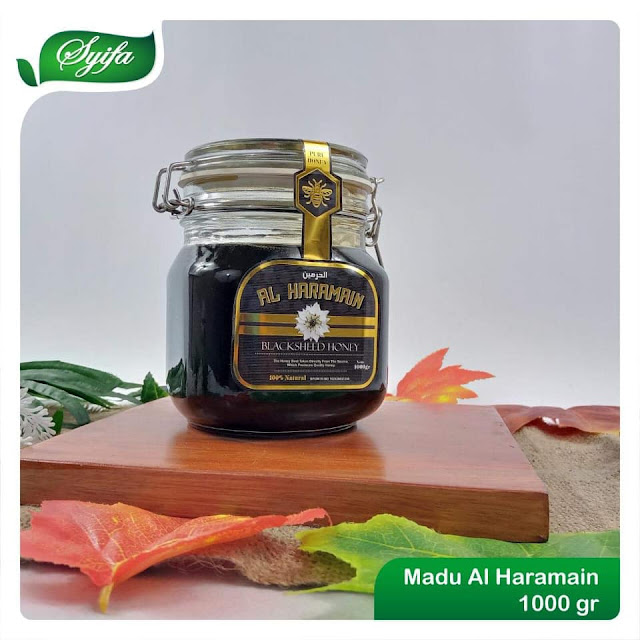 Madu Al Haramain Pure Blackseed Honey 1000 gram
