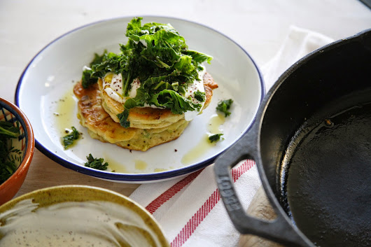 Lets make something other than crêpes for pancake day this year!  | The Hackney Pantry