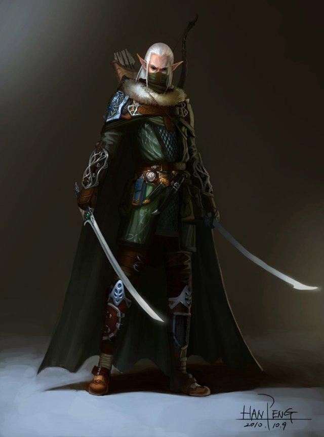 Elf Hunter 111