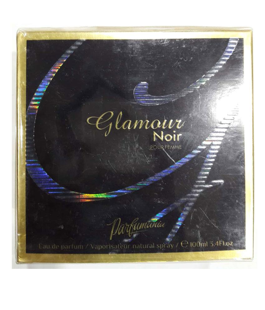 Parfumania Glamour Noir Pour Femme Perfume 100 ML
