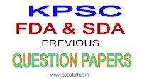 Fda Previous Question Papers Pdf