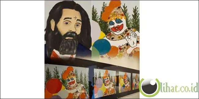 The Serial Killer Clown Art Show, Amerika Serikat