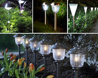 Light pole parks for wider lighting