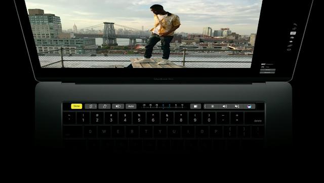 Apple chính thức giới thiệu Macbookinch Pro 15 inch và 13 inchPro với giá từ 1499 USD