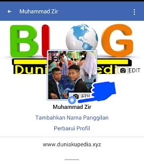Cara Mengaktifkan Profile Picture Guard pada Facebook