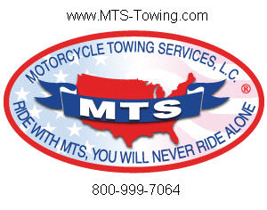 Motorcycle Specific Towing