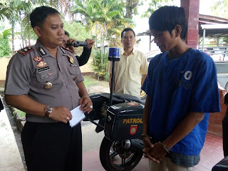 Sopir Angkot Aniaya Petugas Dishub Palembag