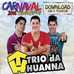 Trio Da Huanna - ao vivo Em Trindade - Fevereiro 2016