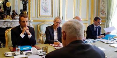 Emmanuel Macron reafirmou  a responsabilidade da França na rafle du Vel' d'Hiv
