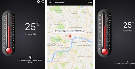 aplikasi pengukur suhu suatu daerah