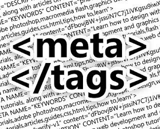 meningkatkan SEO dengan meta tags, kode meta untuk membuat blog SEO