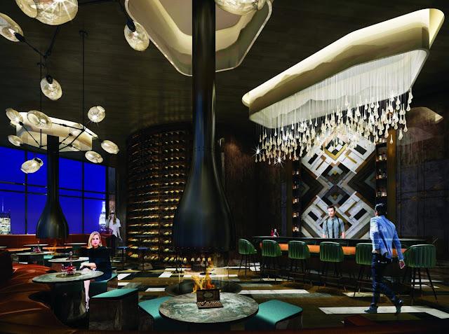bar trong nhà Laluna Nha Trang